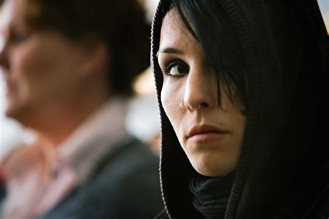 girl with the dragon tattoo movie the with the 2009 dir niels arden