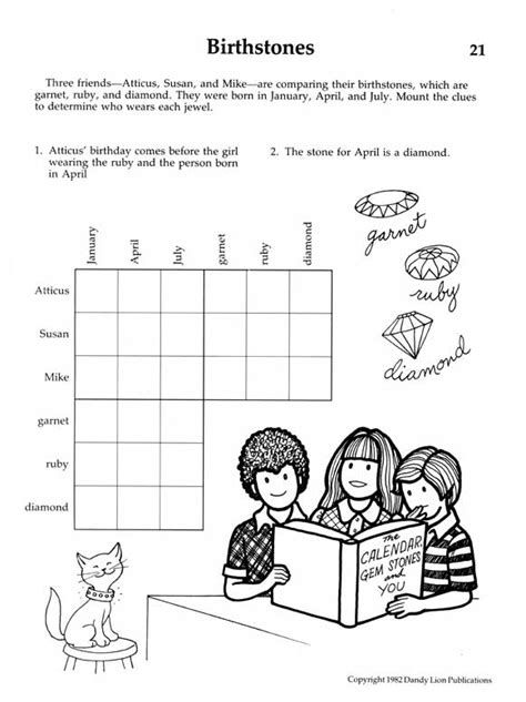 Deductive Reasoning Worksheets by Deductive Reasoning Worksheet Free Worksheets Library