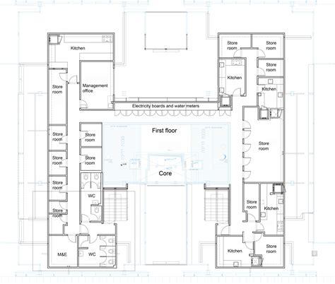 Machine Shop Floor Plan by Gallery Of Jaffa Port Market Jacobs Yaniv Architects 19