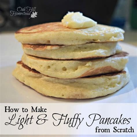 how to make a solar light from scratch how to make light and fluffy pancakes from scratch from