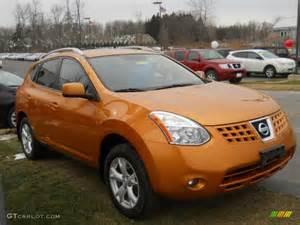 Nissan Of Orange Orange Alloy Metallic 2008 Nissan Rogue Sl Awd Exterior