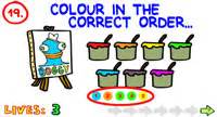 boggy colors the impossible quiz answers for android and ios level 1 2