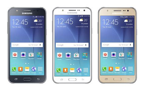 Samsung J3 J5 Dan J7 Samsung Officially Launches Galaxy J5 And Galaxy J7 In