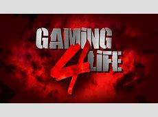 Gaming 4 Life: Spending 10 hours a day in front of your ... Gaming Logos For Free