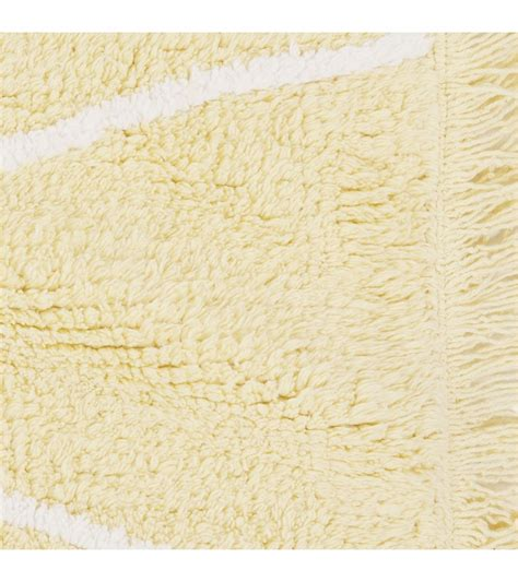 canals hippy rug yellow 4 x 5 3 quot