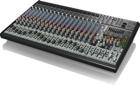 Mixer Behringer Sx 2442 Fx sx2442fx analog mixers behringer categories