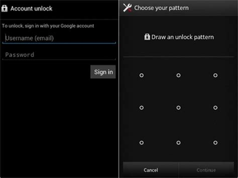 pattern password disable footer is wrong android screen lock removal remove screen lock pin
