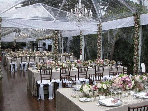 Wedding Tent Decorations by Wedding Tent Decoration Ideas Tent You Got The Look To Make It Look Wow