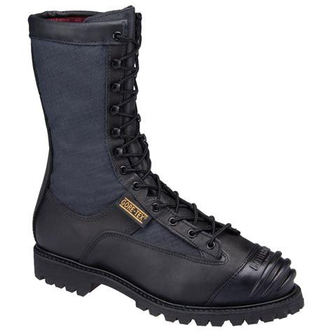 steel toe combat boots s matterhorn 174 10 quot steel toe rescue boots black
