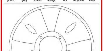 viking figurehead template design a viking shield classroom secrets