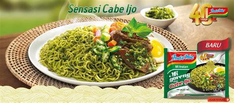 Indomie Goreng Cabe Ijo gambar