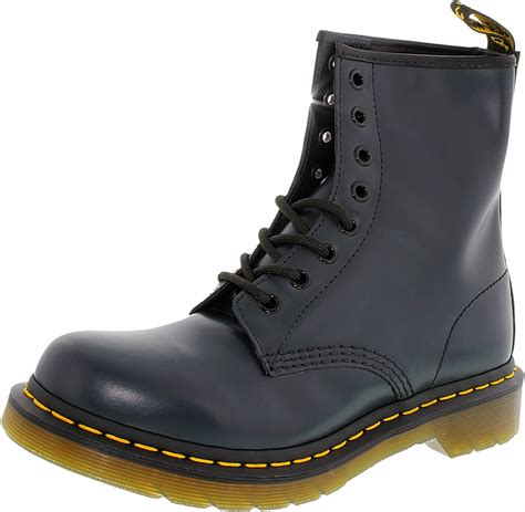 mens dr marten boots dr martens s 1460 8 eye m ankle high leather boot ebay