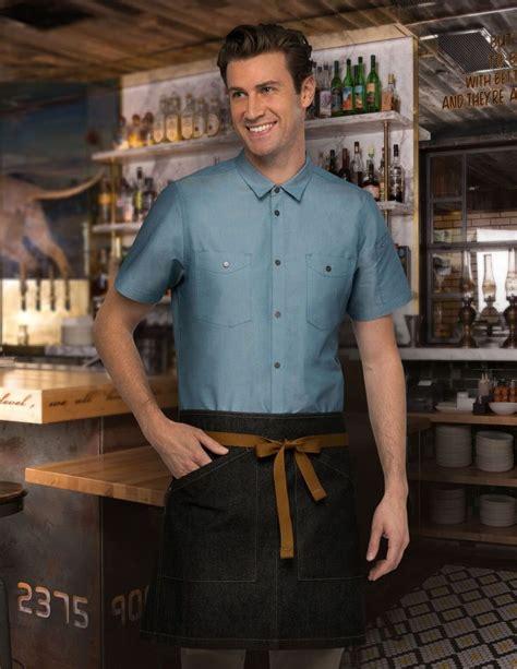 Chambray Sleeve Shirt Jaxon 12 best chef wardrobe images on chef work