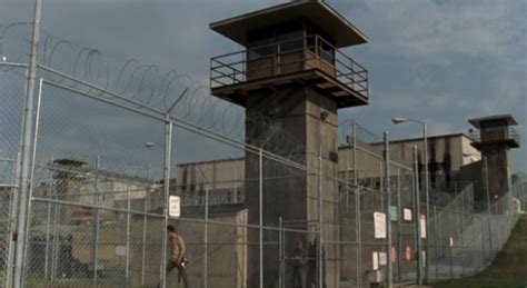 Checking Into Towers Correctional Facility by Correctional Facility Gate Field Mfc
