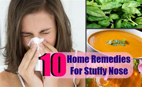 10 home remedies for stuffy nose search home remedy