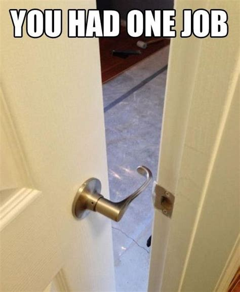 You Had One Job Meme - quot you had one job quot memes epic fail signs and bags