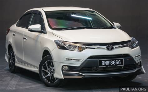 Toyota Vios 2016 New 2016 Toyota Vios Launched In Malaysia Eev Dual Vvt
