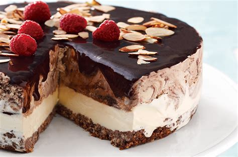the perfect recipe for your own ice cream cake for sale
