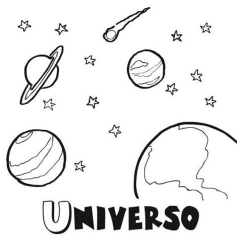 imagenes del universo en blanco y negro dibujos para colorear del universo im 225 genes gratis