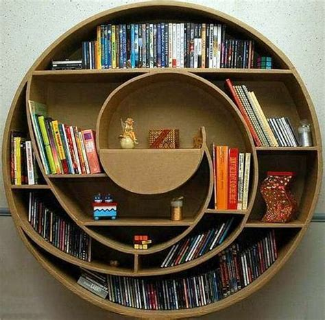 how to recycle 9 creative bookshelves out of recycled
