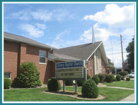 calvary church service times