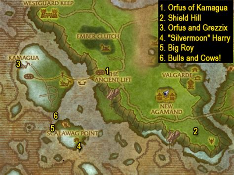 boat to borean tundra wow howling fjord map