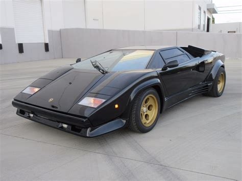 lamborghini replica paint 1992 lamborghini countach replica for sale