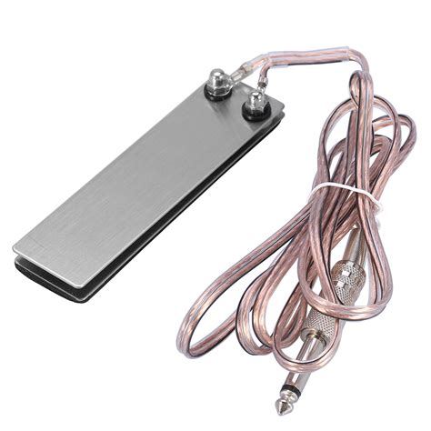 tattoo pedal stainless steel switch foot pedal for