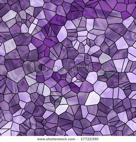Stained Glass Purple stained glass color my world purple