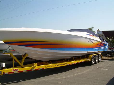 donzi boats for sale california 2006 donzi 38zx powerboat for sale in california