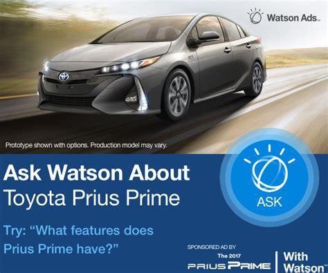 Toyota Ads The Future Of Car Talk The Weather Company Runs
