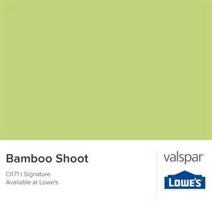 Colors For Media Room - bamboo shoot from valspar office reading play room