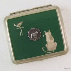 Murah Pigeon Squalane Compact Powder 1000 images about souvenir us compacts on compact souvenirs and world s fair