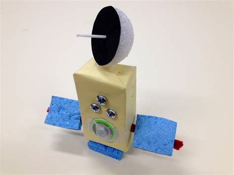 How To Make Your Paper Spaced - build your own spacecraft nasa space place