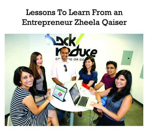 lessons learned from 10 years of entrepreneurship and why ill lessons to learn from an entrepreneur zheela qaiser