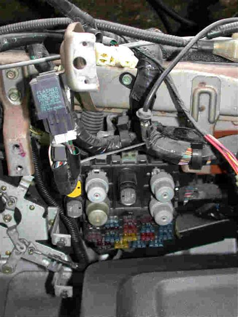 terrific toyota hiace fuse box location images best