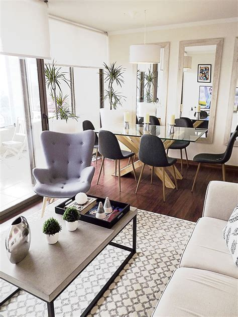 decoracion de living comedor minimalista el blog del decorador