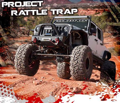 jeep rattle trap pin project rattle trap meets moab on pinterest