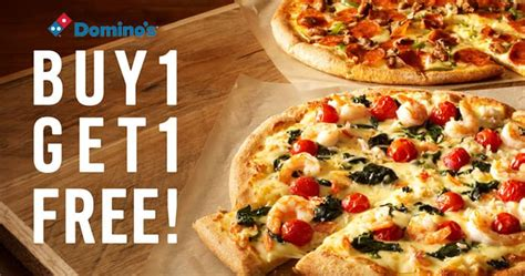 Domino Pizza Offer Today | buy 1 get 1 free mobikwik cashback dominos offer today