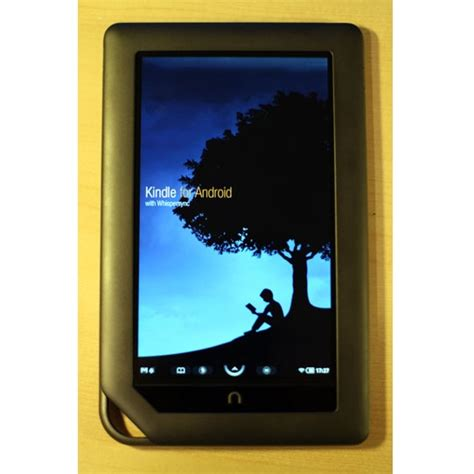 how to root nook color rooted nook color gets kindle app mobile venue