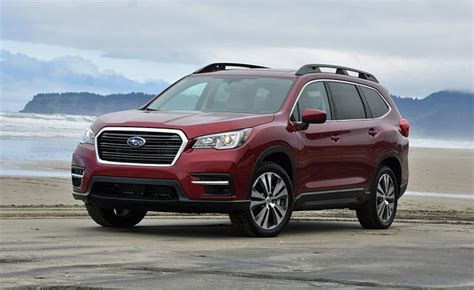 2019 Subaru Crossover by New 2019 Suvs And Crossovers 2019 Subaru Ascent Review