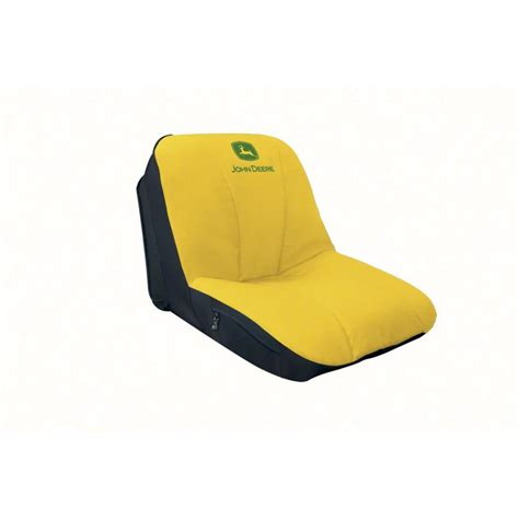 lawn mower seat covers shop deere low back lawn mower seat cover at lowes