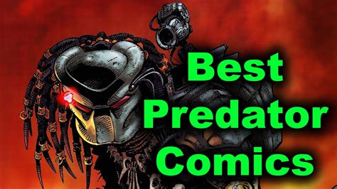 best comics best predator comics the ones worth reading