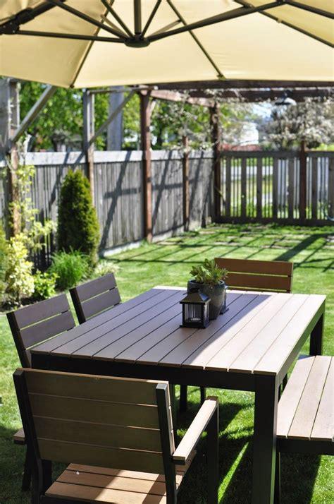 mobilier patio mobilier jardin ikea