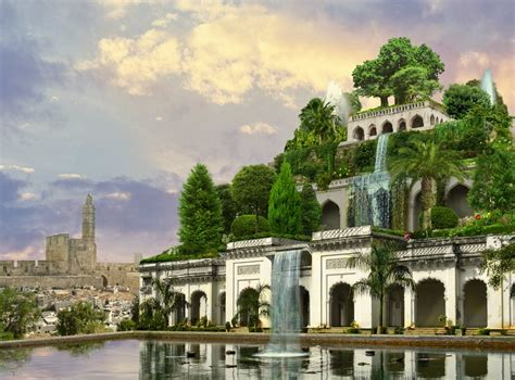 giardini di babilonia paretiverdi il verde pensile nell antichit 224 dall