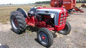 1958 ford 841 tractors utility 40 100hp deere