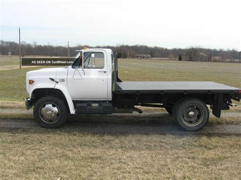 c70 truck 1988 chevrolet c70 flatbed truck 8 2 liter turbo diesel w