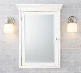 recessed mirrored medicine cabinets for bathrooms hotel recessed medicine cabinet pottery barn