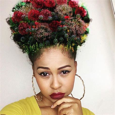 5 interesting wedding hairstyles with puff black women 17 best images about afro puffs on pinterest natural