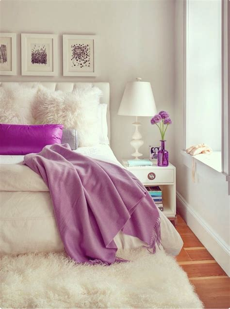 purple lilac bedroom ideas 50 best bedrooms with white furniture for 2018